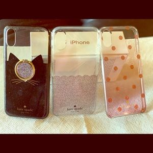 iPhone 10x or 10s Covers (Set of 3)